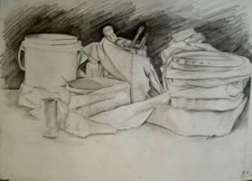 Still life 1 by morgoththeone