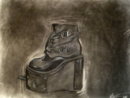 Platform Charcoal by morgoththeone