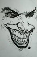Happy joker by morgoththeone