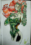 Sexy Poison Ivy by morgoththeone