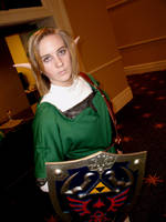 Link Cosplay by morgoththeone