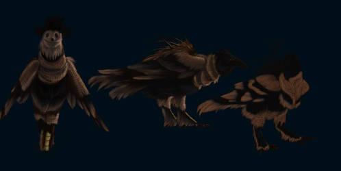 Scare Crow concept by CreatureGirl