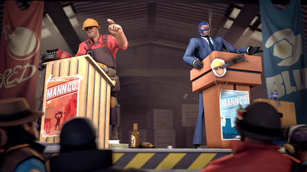 make teufort great again by osthanes