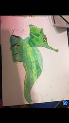 Seahorse  by angielove833