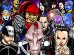 Mass Effect : Good Times - Extended Cut by zenlang