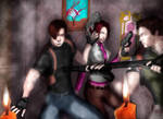 Prelude to Zombie Wuppin by zenlang