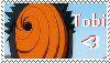 Tobi stamp by AkatsukiGirl11