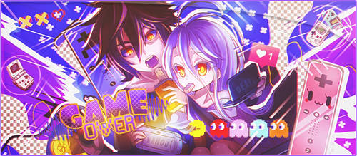 {COLLAB} Game Over w/ Death by NahouGraph