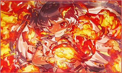 {SIGNA} - Full Render / Flames by NahouGraph