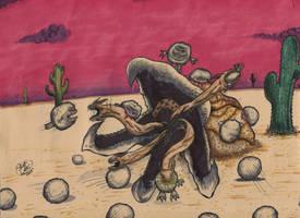 tremors vs critters by MonsterIslandStudios