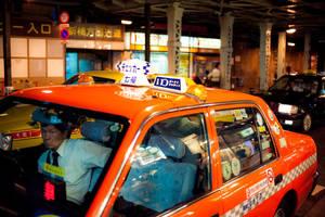 Cabbie by burningmonk