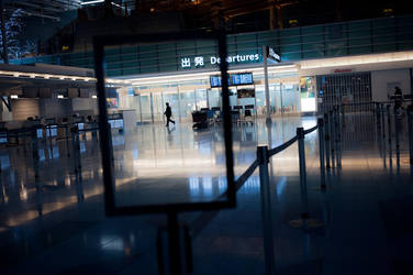 Departures by burningmonk