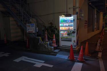Vending Machine by burningmonk