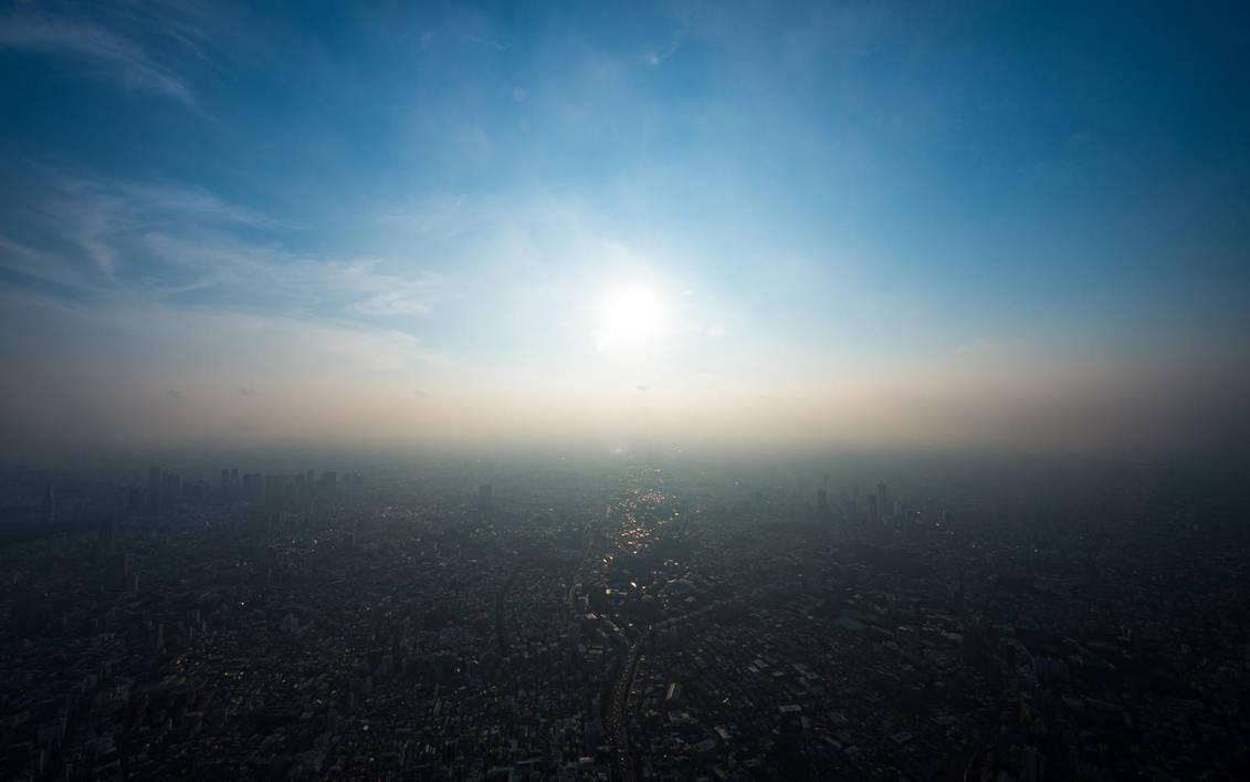 The Tokyo Metropolis by burningmonk