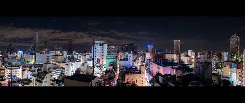 Ikebukuro West Side