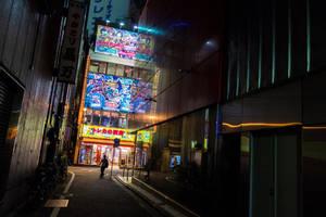 Akiba Glow by burningmonk