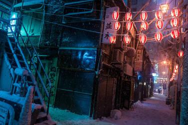 Drunkard's Lane by burningmonk