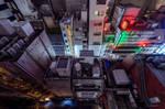 Neon Gothic by burningmonk