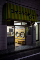 Coin Laundry by burningmonk