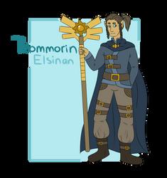 Thommorin Elsinan by m00nsugars