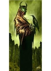 ravenspawn by Brunono