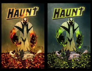HAUNT 2colors by Brunono