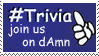 Trivia Stamp by AnimeArtistWannabe