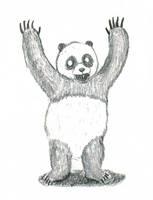 Beware the Werepanda by YorickVDB