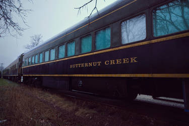 Butternut Creek 2017 by RollingFishays