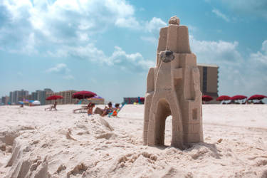 Castles in the Sand by RollingFishays