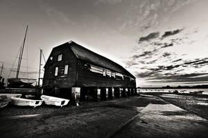 The Hut by adamlack