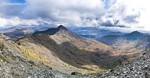 West Peak by adamlack