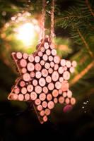 Wooden Star by adamlack