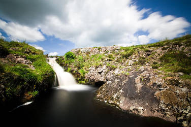 Waterfall Study by adamlack