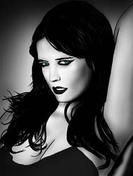 Eva Green 2 by petelea