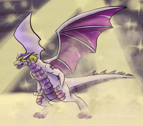 Delon by DragonsFlameMagic
