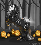 Pumpkin King by DragonsFlameMagic