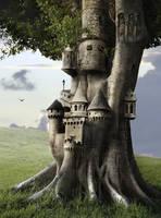 little people's fortress by oaydin