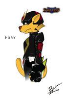 Alger Fury SK by ExileFlash
