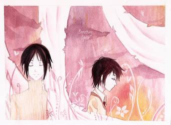breathing space by Niji-iro