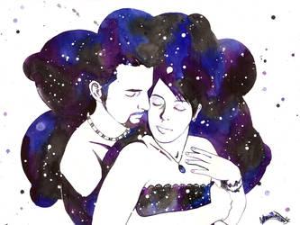 Sabrina and Remo by Niji-iro