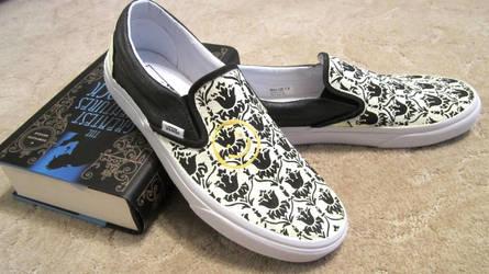 Sherlock shoes V.2 by zenturtle651692