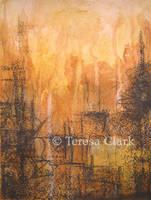 To heal the wound II by TeresaClark