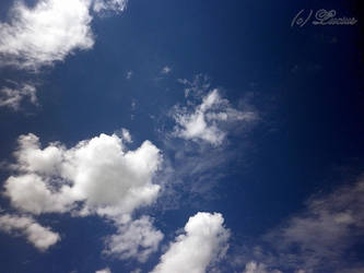 Sky of blue by LuciusThePope