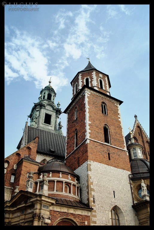 Wawel Royal Castle by LuciusThePope