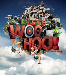 Bukit Gambang WooHoo Campaign by sputz75