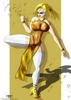 Mrs. Marvelous - China Dress by MarvelousMark