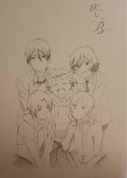 Kimi To Boku by EvanDonkey