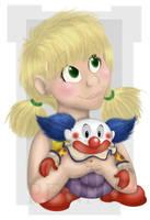 Sweet Little Daisy Bell by rfr67gal