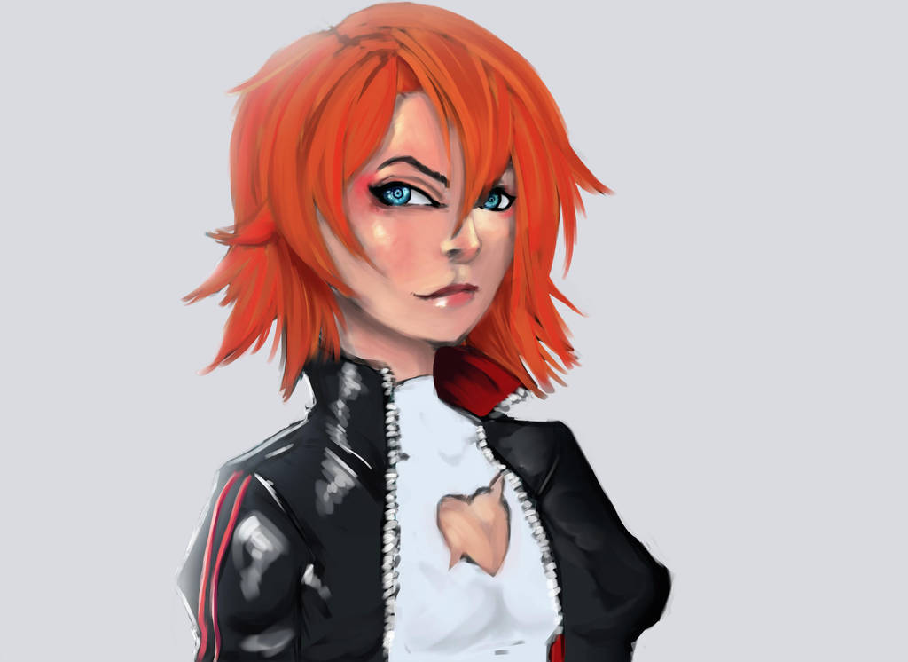 Rwby: Nora by KindredCrusader